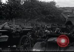 Image of World War 2 ruins in Chaumont-Porcien France Chaumont-Porcien France, 1940, second 44 stock footage video 65675073796