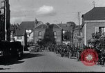 Image of World War 2 ruins in Chaumont-Porcien France Chaumont-Porcien France, 1940, second 49 stock footage video 65675073796