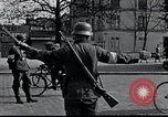 Image of German troops Compiegne France, 1940, second 13 stock footage video 65675073800