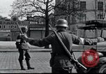 Image of German troops Compiegne France, 1940, second 15 stock footage video 65675073800