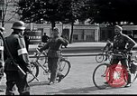 Image of German troops Compiegne France, 1940, second 24 stock footage video 65675073800