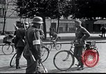 Image of German troops Compiegne France, 1940, second 25 stock footage video 65675073800