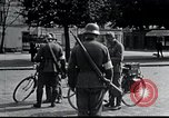 Image of German troops Compiegne France, 1940, second 27 stock footage video 65675073800