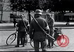 Image of German troops Compiegne France, 1940, second 28 stock footage video 65675073800