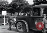 Image of German troops Compiegne France, 1940, second 41 stock footage video 65675073800