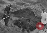 Image of Investigation of Hadamar Euthanasia Centre Germany, 1945, second 12 stock footage video 65675073816
