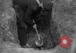 Image of Investigation of Hadamar Euthanasia Centre Germany, 1945, second 16 stock footage video 65675073816