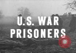 Image of United States prisoners Germany, 1945, second 2 stock footage video 65675073819