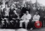 Image of Franklin Roosevelt Middle East, 1943, second 25 stock footage video 65675073830