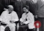 Image of Franklin Roosevelt Middle East, 1943, second 33 stock footage video 65675073830