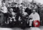 Image of Franklin Roosevelt Middle East, 1943, second 51 stock footage video 65675073830