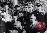 Image of Franklin Roosevelt Middle East, 1943, second 57 stock footage video 65675073830