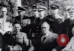Image of Franklin Roosevelt Middle East, 1943, second 58 stock footage video 65675073830