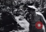 Image of George Marshal Italy, 1944, second 9 stock footage video 65675073833
