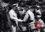 Image of George Marshal Italy, 1944, second 17 stock footage video 65675073833