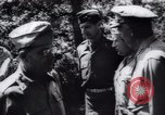 Image of George Marshal Italy, 1944, second 27 stock footage video 65675073833