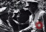 Image of George Marshal Italy, 1944, second 33 stock footage video 65675073833