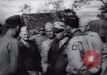 Image of George Marshal Italy, 1944, second 36 stock footage video 65675073833