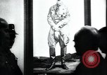 Image of painting of Adolf Hitler Germany, 1934, second 57 stock footage video 65675073852
