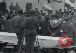 Image of Jewish chaplains Germany, 1945, second 19 stock footage video 65675073855