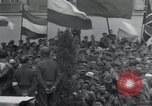 Image of Jewish chaplains Germany, 1945, second 21 stock footage video 65675073855