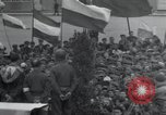 Image of Jewish chaplains Germany, 1945, second 22 stock footage video 65675073855