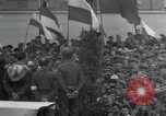 Image of Jewish chaplains Germany, 1945, second 24 stock footage video 65675073855
