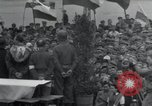 Image of Jewish chaplains Germany, 1945, second 26 stock footage video 65675073855