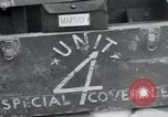 Image of inmates Germany, 1945, second 2 stock footage video 65675073858