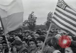 Image of inmates Germany, 1945, second 8 stock footage video 65675073858