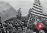 Image of inmates Germany, 1945, second 9 stock footage video 65675073858