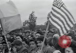 Image of inmates Germany, 1945, second 10 stock footage video 65675073858