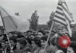 Image of inmates Germany, 1945, second 15 stock footage video 65675073858
