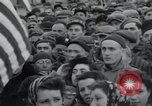Image of inmates Germany, 1945, second 30 stock footage video 65675073858