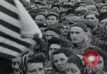 Image of inmates Germany, 1945, second 31 stock footage video 65675073858