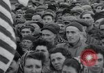Image of inmates Germany, 1945, second 32 stock footage video 65675073858