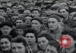 Image of inmates Germany, 1945, second 34 stock footage video 65675073858