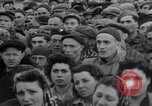Image of inmates Germany, 1945, second 35 stock footage video 65675073858