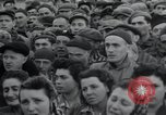 Image of inmates Germany, 1945, second 36 stock footage video 65675073858