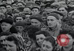 Image of inmates Germany, 1945, second 37 stock footage video 65675073858