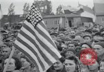 Image of inmates Germany, 1945, second 39 stock footage video 65675073858
