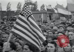 Image of inmates Germany, 1945, second 40 stock footage video 65675073858