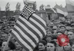 Image of inmates Germany, 1945, second 41 stock footage video 65675073858