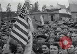 Image of inmates Germany, 1945, second 42 stock footage video 65675073858