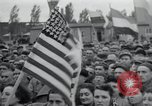 Image of inmates Germany, 1945, second 43 stock footage video 65675073858
