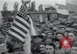 Image of inmates Germany, 1945, second 44 stock footage video 65675073858