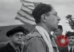 Image of inmates Germany, 1945, second 56 stock footage video 65675073858