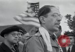 Image of inmates Germany, 1945, second 57 stock footage video 65675073858