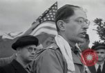 Image of inmates Germany, 1945, second 59 stock footage video 65675073858