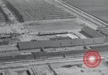 Image of Dachau concentration camp Germany, 1945, second 2 stock footage video 65675073859